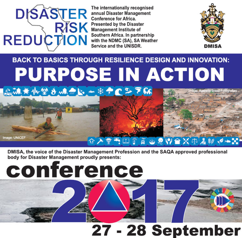 Disaster Risk Reduction 2017